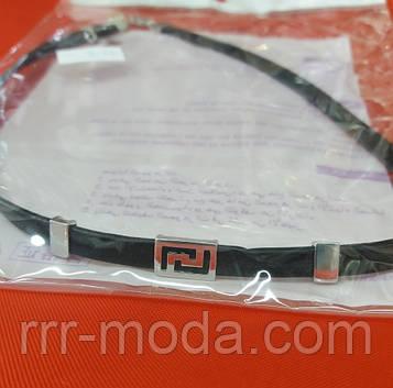 Брендовые чокеры Xuping. Модные украшения на шею оптом 32 Серебристый