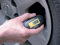 Проверка давления в шинах