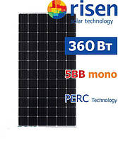 Солнечные батареи Risen RSM72-6-360M / 5ВВ MONO PERC