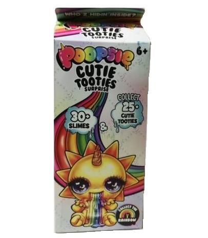 Набор Пупси слайм лизун Poopsie Cutie tooties suprise LQ674