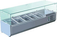 Настольная витрина саладетта VRX 1200/330 Cooleq (салат-бар)