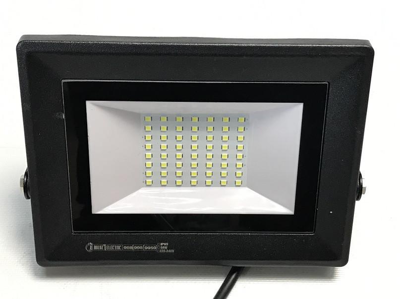 Светодиодный прожектор PREMIUM SMD PARS-50 50W 6400К IP65 Код.59621
