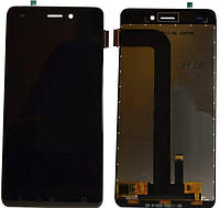 Дисплей (экран) для телефона Nomi i5011 EVO M1 + Touchscreen Black