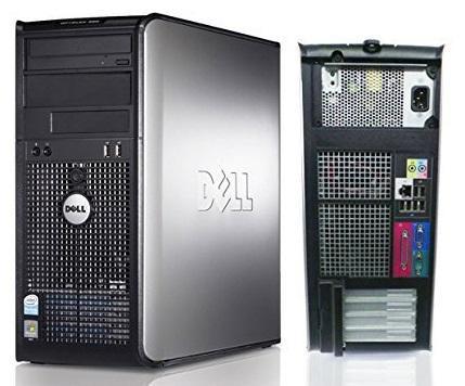 Dell optiplex 330 4 ядра Intel Xeon e5410 2.33 Ггц, 4 Гб ОЗУ, 500 Гб