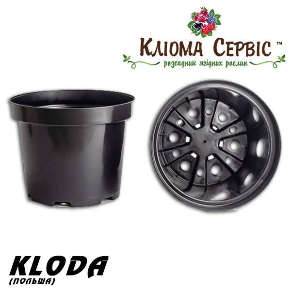 Горшки для рассады 2 л (кр), KLODA (Польша)