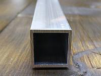 Труба алюминиевая квадратная Модель ПАС-1950 30x30х1.5 / без покрытия, фото 1