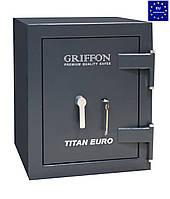 Огневзломостойкий сейф GRIFFON CLE.II.60.K черный (Украина), фото 1
