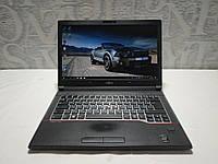Ноутбук, notebook, Fujitsu LIFEBOOK E544, 4 ядра по 3,2 ГГц, 4 Гб ОЗУ, HDD 250 Гб