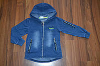 Джинсовые курточки для мальчиков. Размеры 6-14 лет лет Фирма HAPPY HOUSE .Польша, фото 1