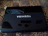 Ноутбук, notebook, Toshiba Satellite P300, 2 ядра по 2,0 ГГц, 4 Гб ОЗУ, HDD 250 Гб