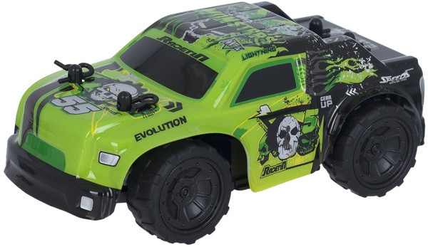 Машинка Р/У RACE TIN  Машина в Боксе с Р/У, GREEN (YW253105)