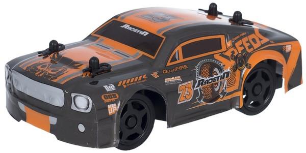 Машинка Р/У RACE TIN  Машина в Боксе с Р/У,ORANGE (YW253104)