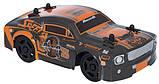 Машинка Р/У RACE TIN  Машина в Боксе с Р/У,ORANGE (YW253104), фото 2