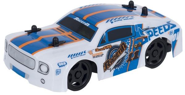 Машинка Р/У RACE TIN  Машина в Боксе с Р/У, WHITE (YW253103)