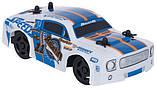 Машинка Р/У RACE TIN  Машина в Боксе с Р/У, WHITE (YW253103), фото 2