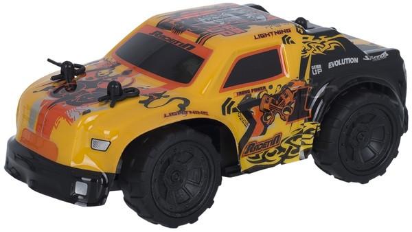 Машинка Р/У RACE TIN  Машина в Боксе с Р/У, YELLOW (YW253106)