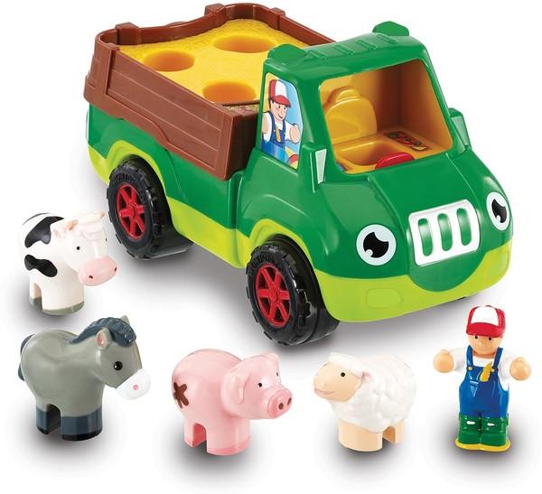 Игрушка WOW TOYS Freddie Farm Truck Грузовик Фредди