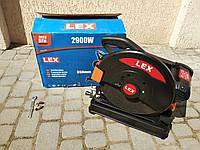 Труборез , ременная передача LEX 8011B (2900 Вт, 350 диск)