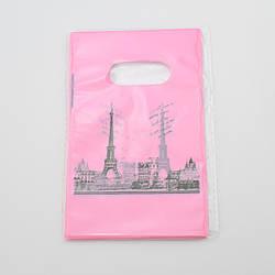 Подарочные пакетики для изделий 50 шт, размер 9*15 см