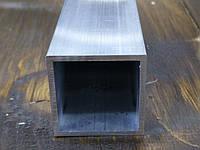 Труба алюминиевая квадратная  Модель ПАС-1950 30x30x2 / без покрытия, фото 1