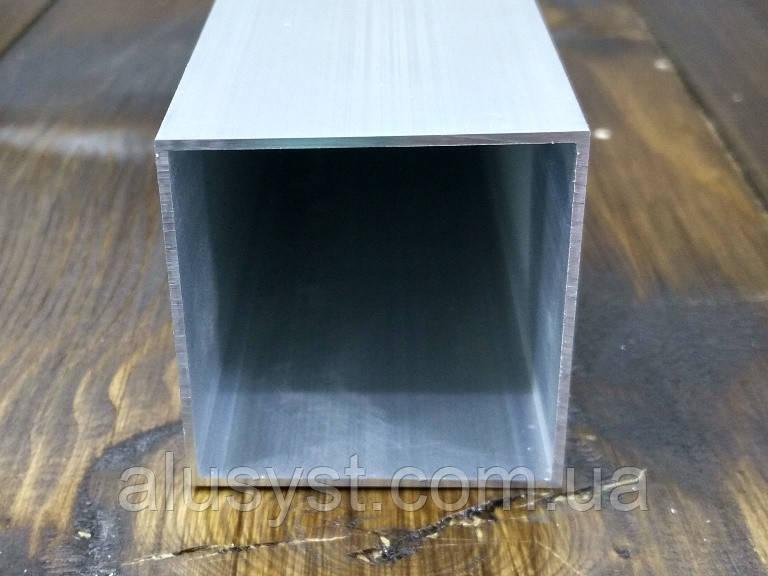 Труба алюминиевая Модель ПАА-1092 40x40x1.2 / AS