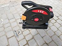 Монтажная пила по металлу LEX 8011B, ременной привод, 2900Вт