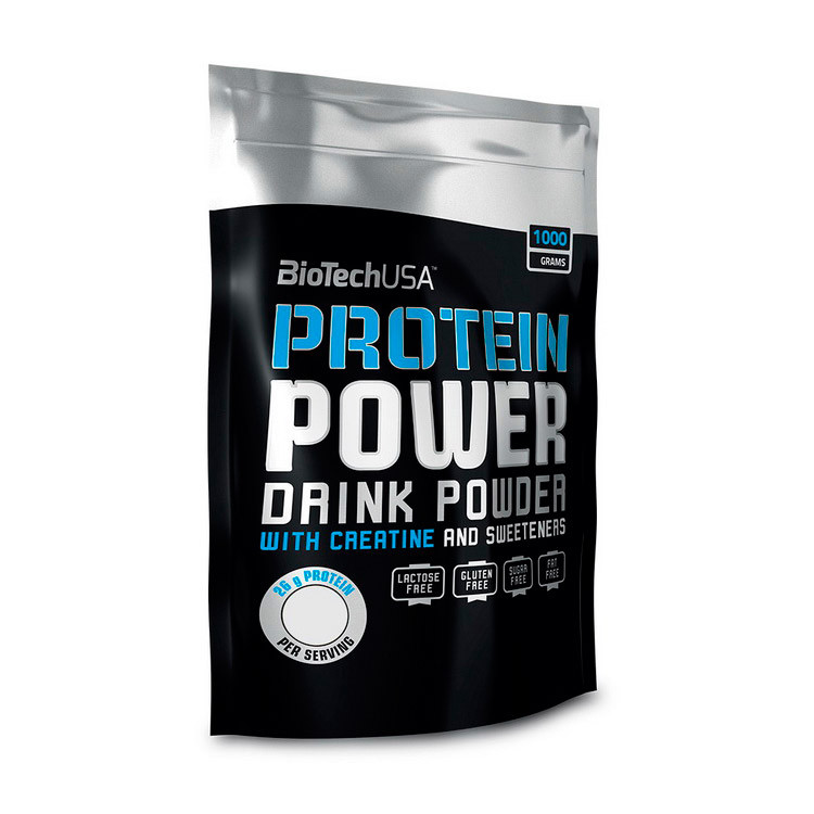 Протеин Protein Power (1 kg) BioTech