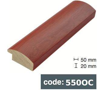 Багет дерев'яний червоне дерево