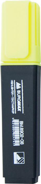 Текст-маркер Buromax 8902 жовтий