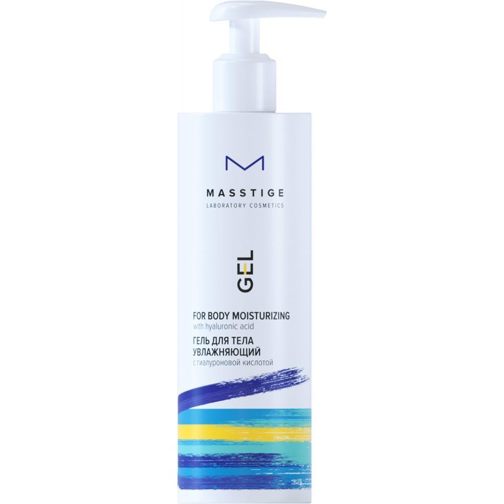 Гель для тела увлажняющий с гиалуроновой кислотой и витамином е Masstige Cream & Gel
