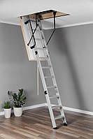 Чердачная лестница Oman Alu Profi Extra алюминиевая