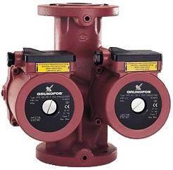 Циркуляционный насос Grundfos UPSD 50-120 F для систем отопления