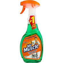 Засіб для миття скла Mr Muscle, Професіонал,Ранкова роса розпилювач