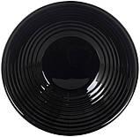 Салатник/Пиала LUMINARC HARENA BLACK /20 см (L8805), фото 2