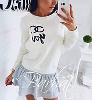 Женский свитшот Chanel