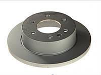 Задний тормозной диск (D298) MERCEDES SPRINTER 906 VW CRAFTER 30-50 1.8-3.5 04.06-