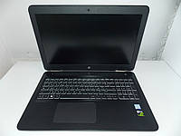 """Игровой ноутбук HP Pavilion 15"""" i5-8250U • GTX1050 • 16GB DDR4 • SSD 256 • HDD 1TB • БУ"""