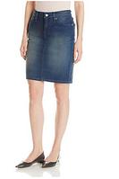 Джинсовая юбка карандаш Levis