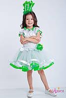 Карнавальный костюм Фасоль для девочки, фото 1