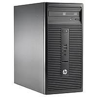 ИГРОВОЙ HP 280 \ Core i3 4160  3.6, nVidia GTX 1060 3 GB, 8GB. 500GB лиценз win10
