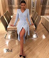 Платье женское нарядное молоко, беж, голубой, красный, чёрный