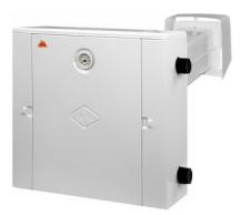 Газовый котел Гелиос АОГВ 10 левый кВт