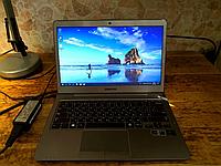 Ноутбук, notebook, Samsung 530U, 4 ядра по 2,8 ГГц, 4 Гб ОЗУ, HDD 0 Гб