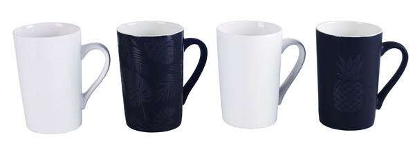 Чашка Limited Edition BLACK&WHITE в ассортименте /380 мл (B205-SU0153)