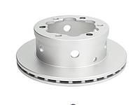 Задний тормозной диск (D284.8) MERCEDEC SPRINTER 903/904 VW 28-46 2 2.1D-2.9D 02.96-12.10