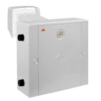 Газовый котел Гелиос АОГВ 10 правый кВт