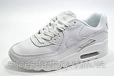Женские белые кроссовки в стиле Nike Air Max 90, White, фото 2