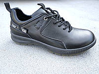Туфли спортивные кожаные мужские CAT 40 -45 р-р