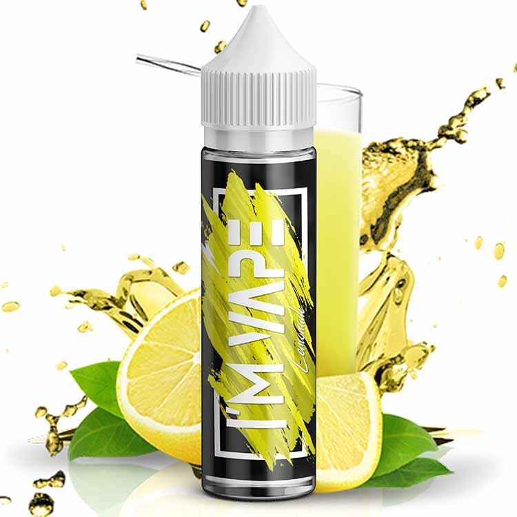I'm Vape Lemonade 60 мл Жидкость (заправка) для вейпа