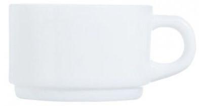 Чашка LUMINARC EMPILABLE WHITE /140 мл (H7791)